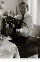 Hausmusik um 1950