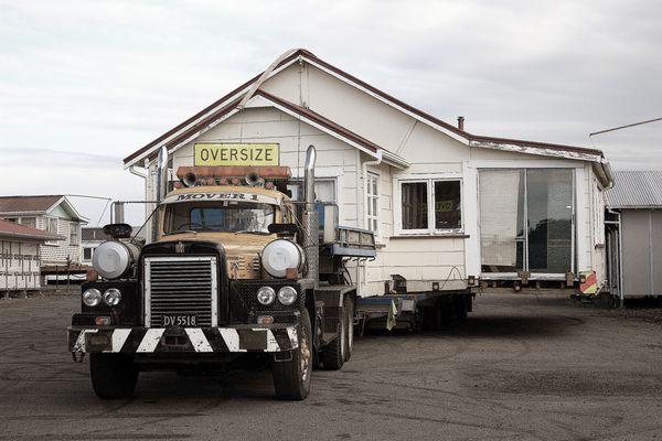 Haustransport in Neuseeland