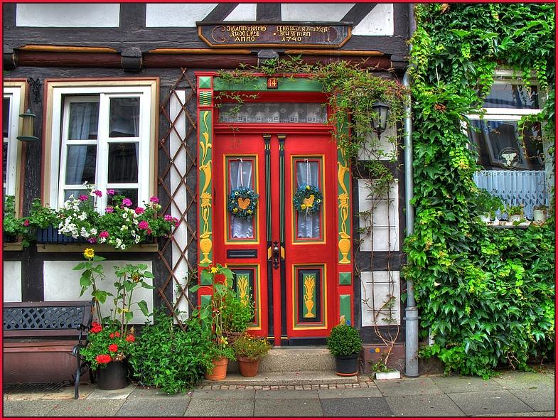 Haustür Einbeck Oleburg 14