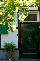 Haustür in Alt-Gruiten