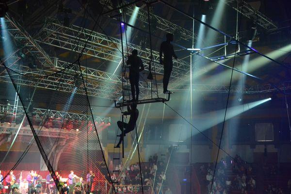 Haut cirque !!!