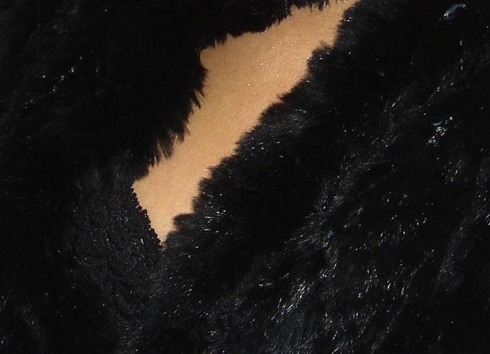 Haut unter Pelz