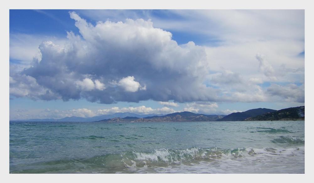 Haute Corse : les Agriates et le Cap