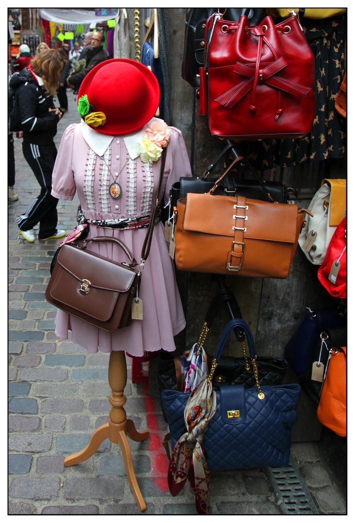 Haute Couture aus London