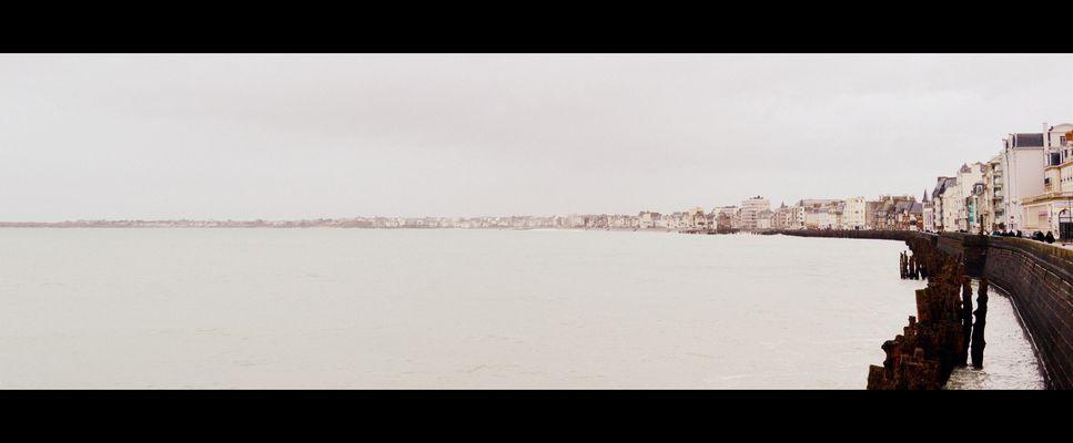 Haute mer à St-Malo