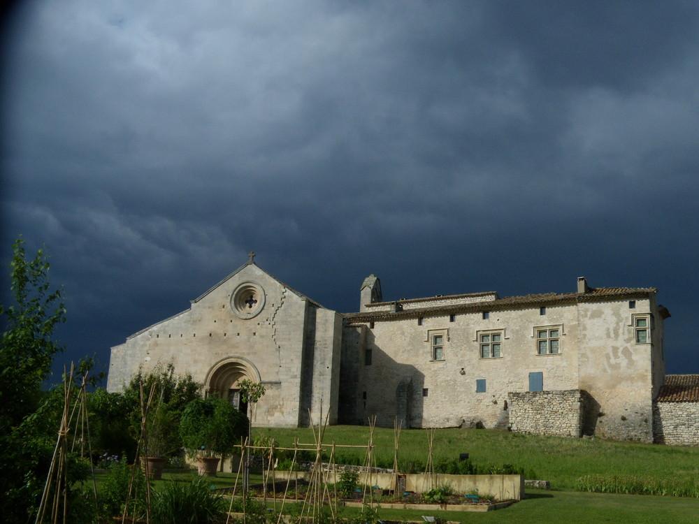 Haute Provence, Salagon