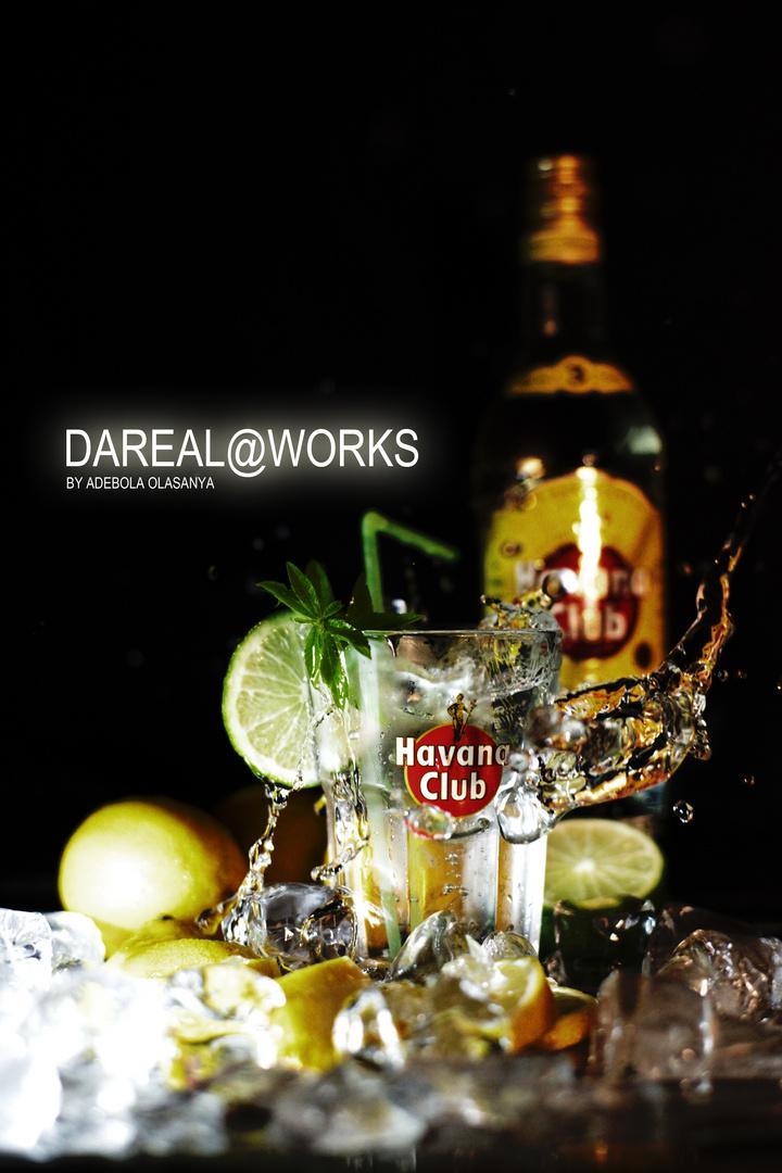 Havana Club Werbung by DaReal@Works