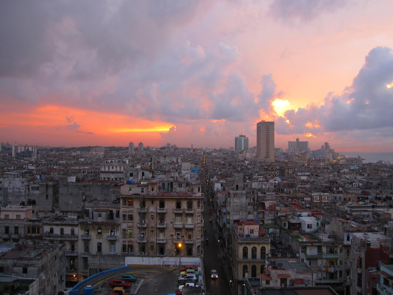 Havana prende Fuoco