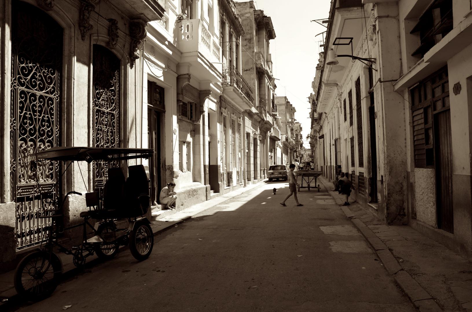 Havana Street (SAS/2012)