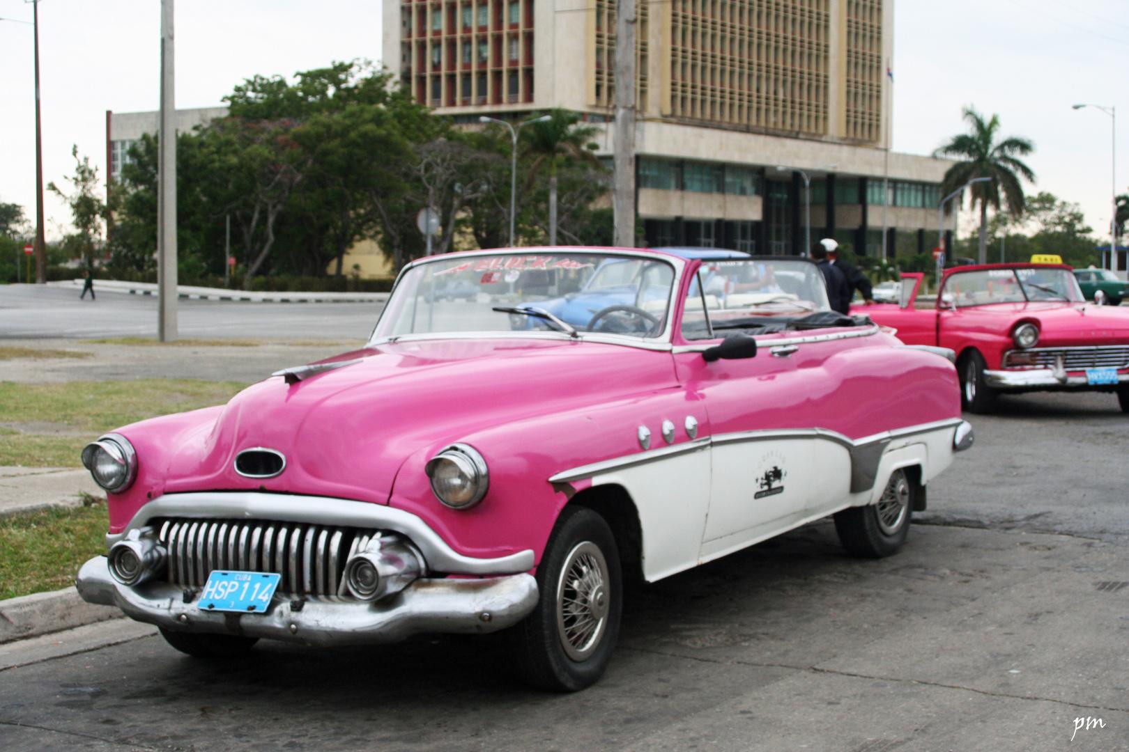havana taxi ( rétro)