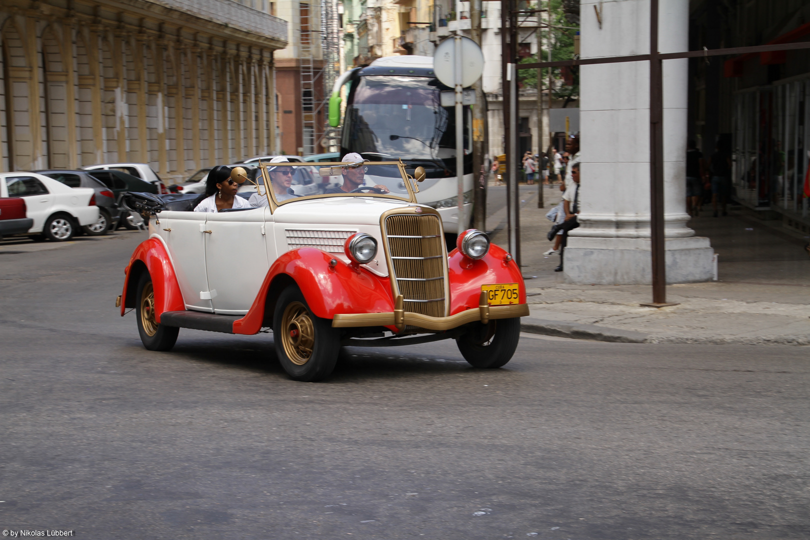 Havanas Straßen #1