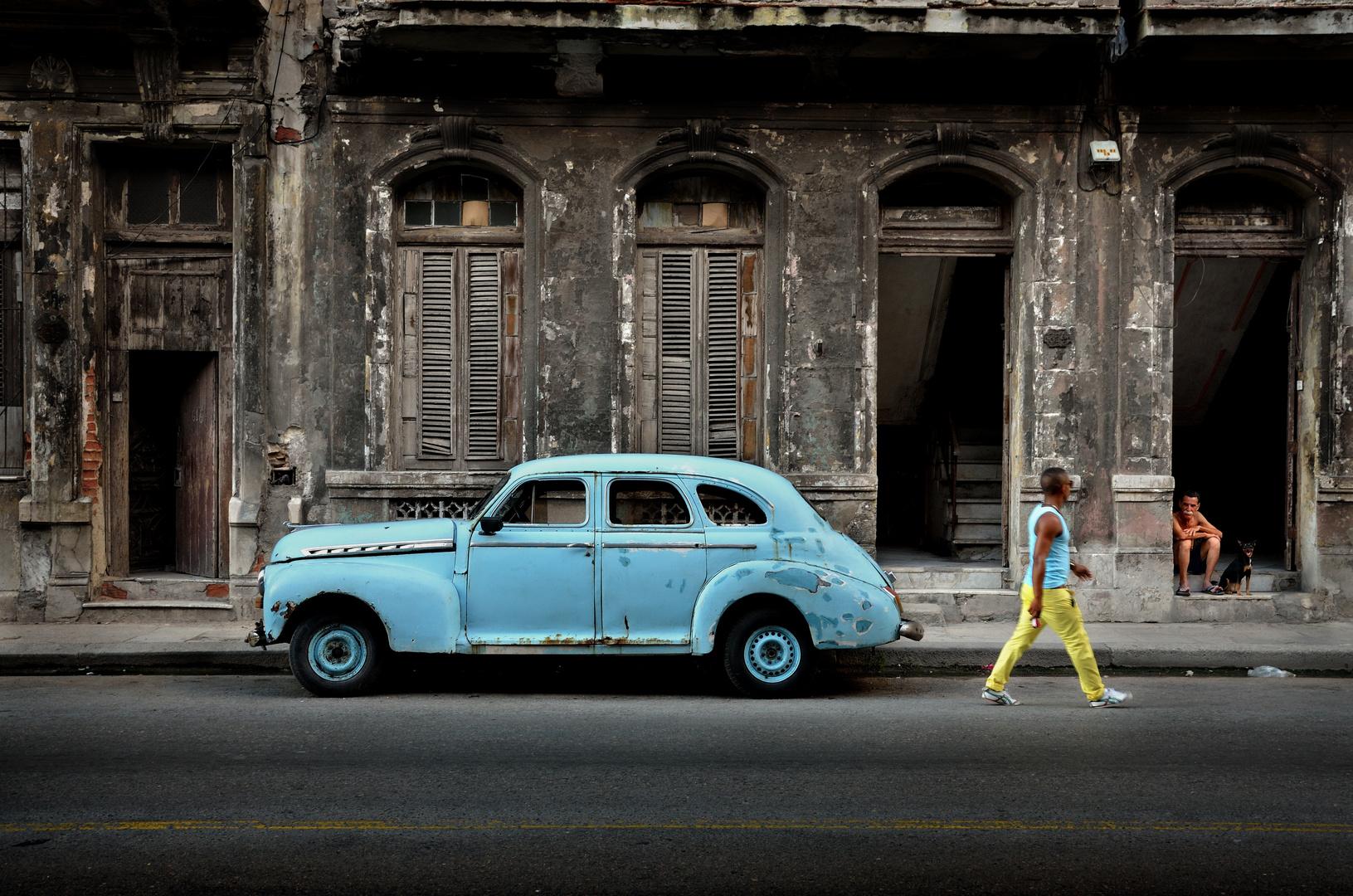 Havanna blue