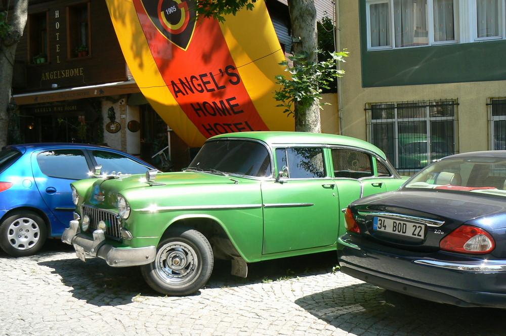 Havanna? Nein Istanbul