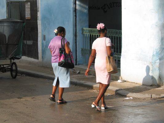 Havanna vieja y joven - Altstadtschönheiten