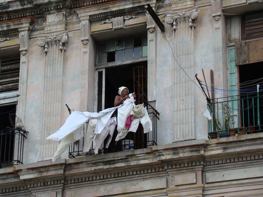 Havanna, Waschhtag 3