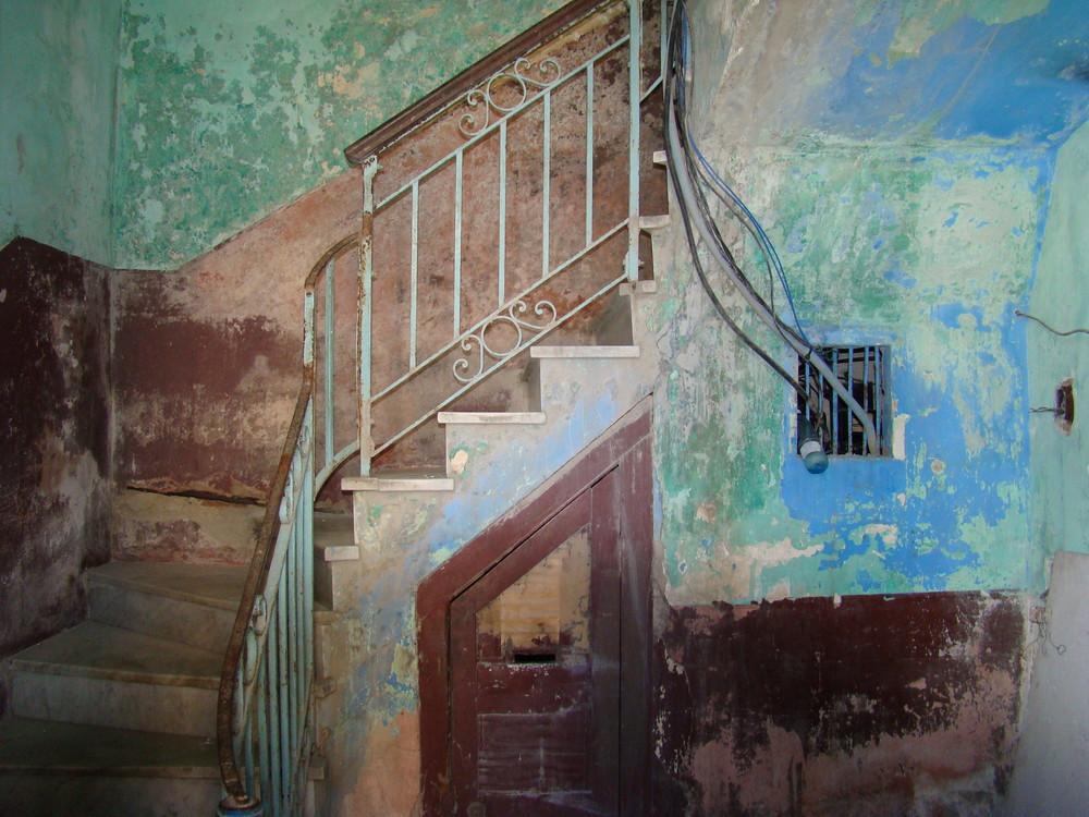 Havanna,Wie gemalt