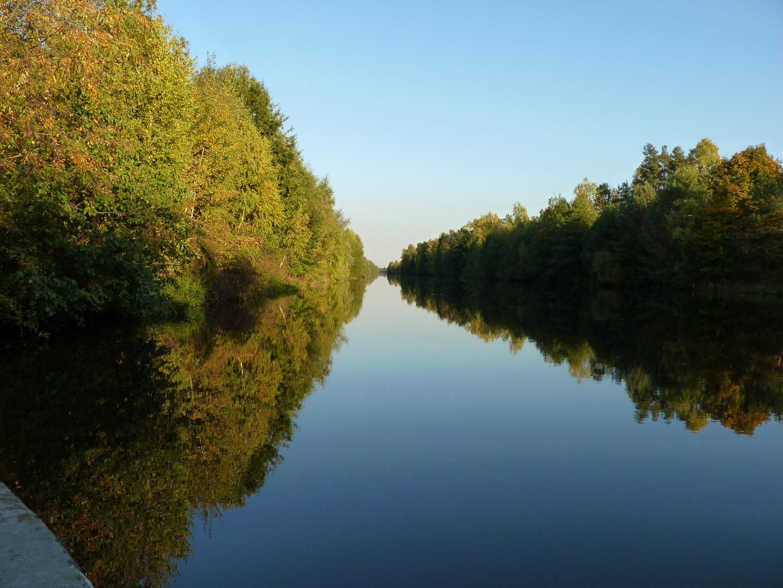 Havelkanal in Schönwalde