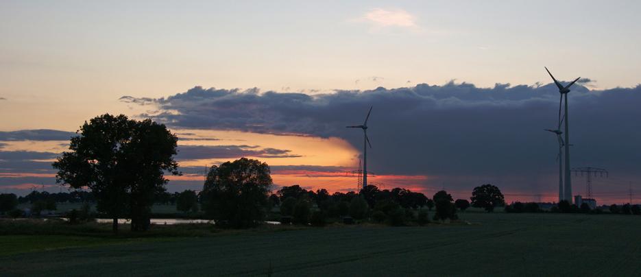 Havelland um Wustermark, 13.6.08