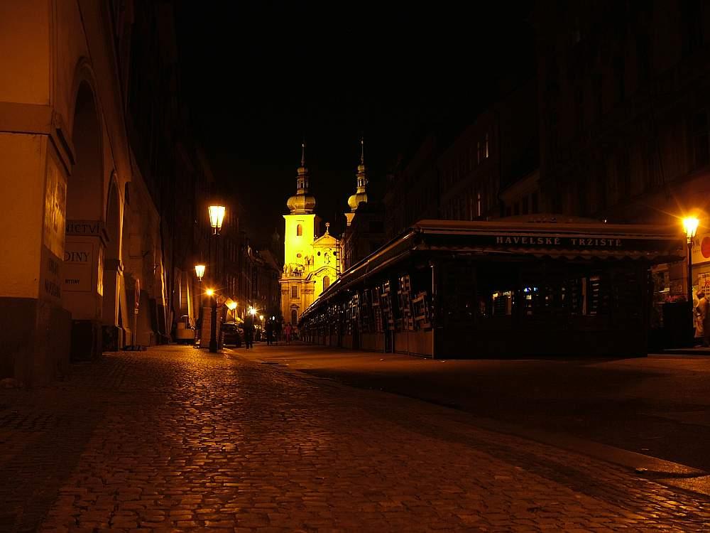 Havelska bei Nacht