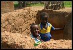 ... Having Fun in Larabanga, Ghana ...