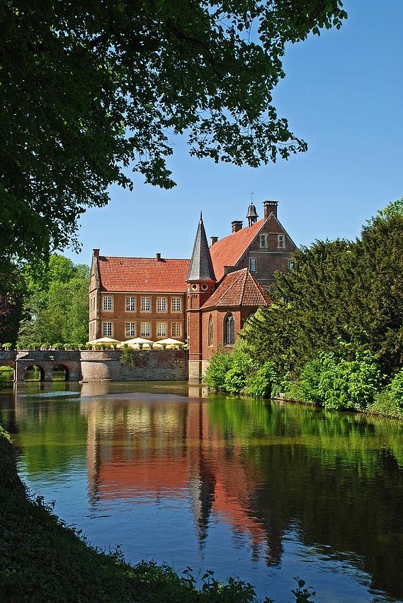 Havixbeck, Burg Hülshoff