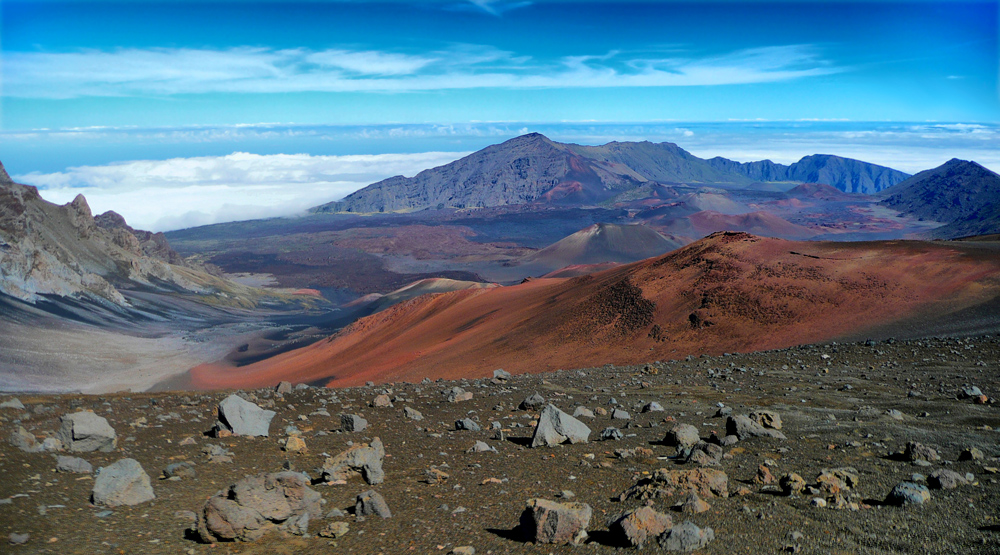Hawaii - Haleakala Nationalpark Mauii