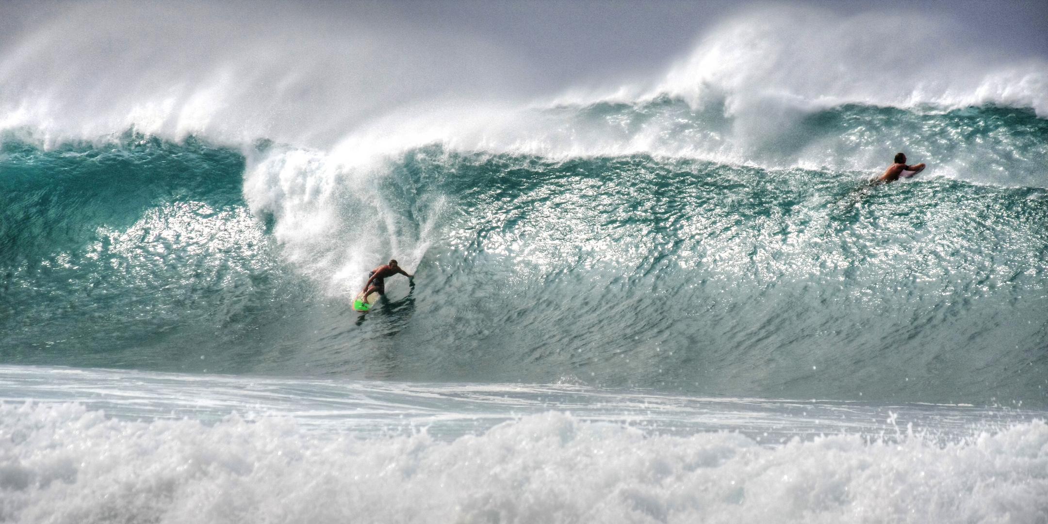 Hawaii- North Shore