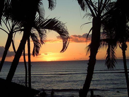 Hawaii Sunset on Maui
