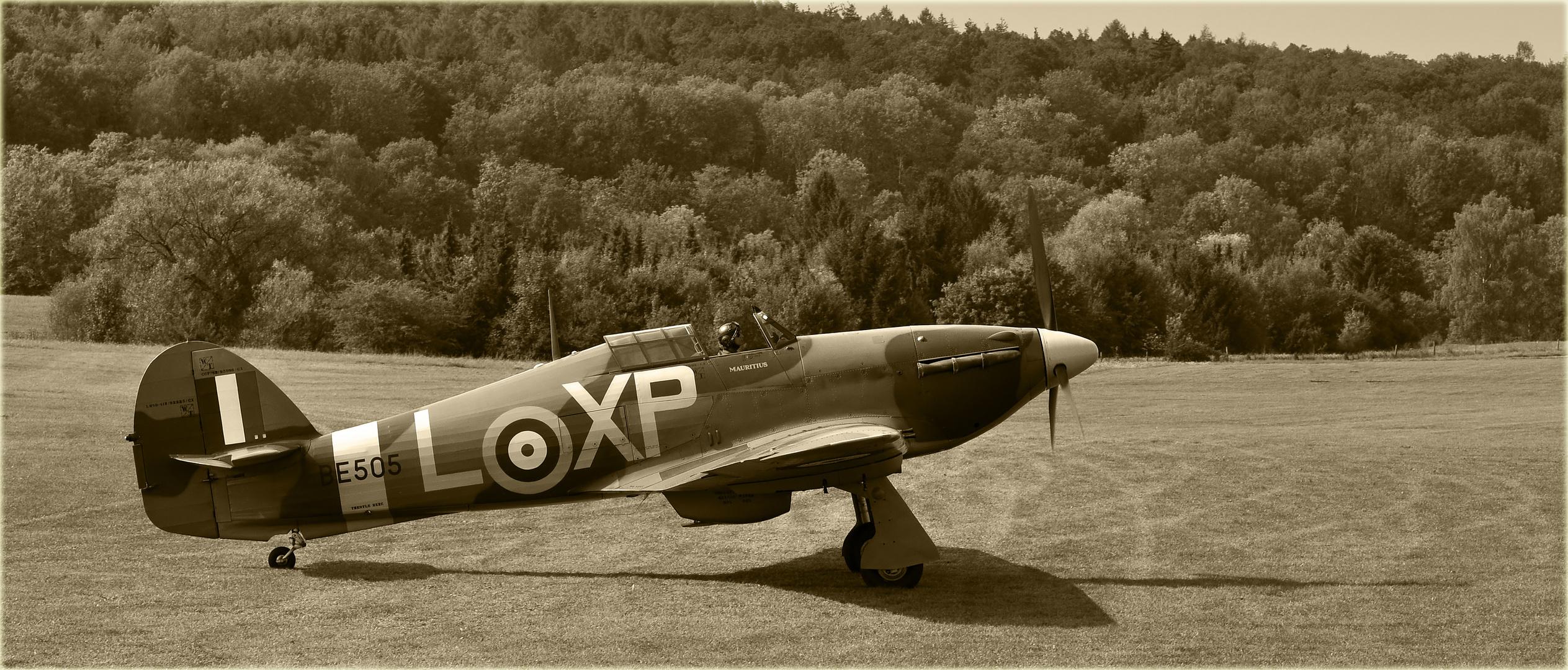 Hawker Hurricane MK23
