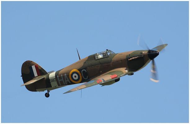 Hawker Hurricane XIIA