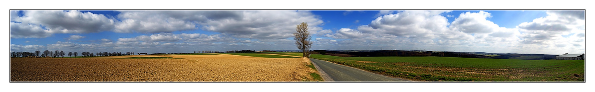 Haxterberg V - der Tag als der Regen kam...