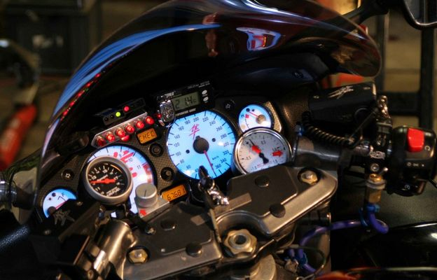 Hayabusa Cockpit
