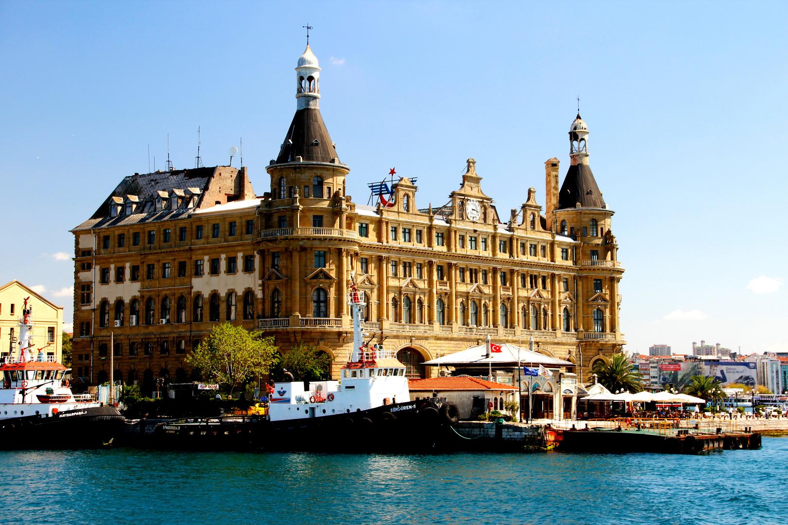 Haydarpasa- Istanbul