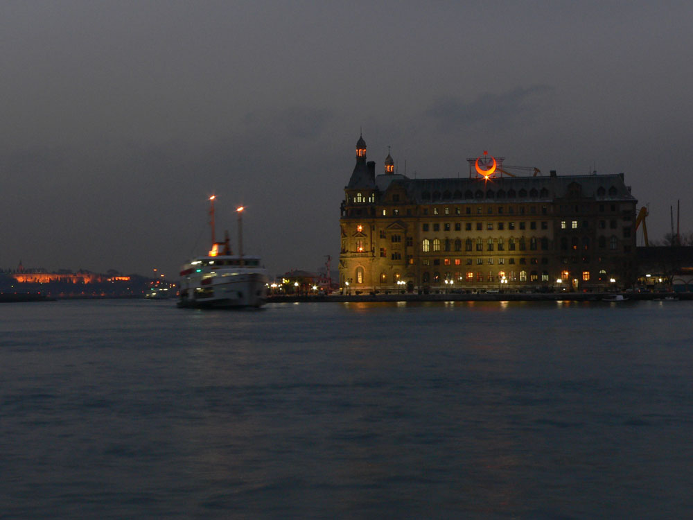 haydarpasa-train station