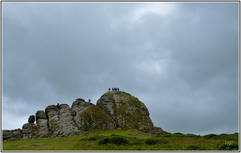 Haytor im Dartmoor, Südengland