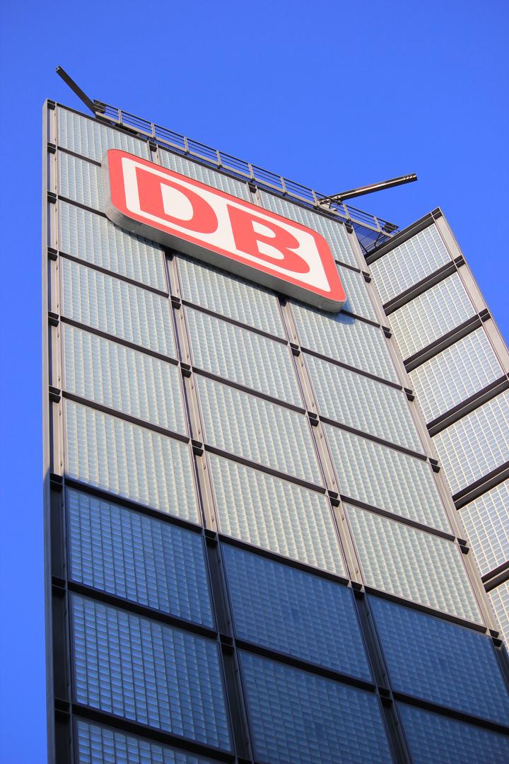 HBF Berlin, Ausfahrt Hoch