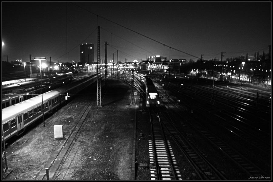 HBf Mannheim / Nacht Pt.1