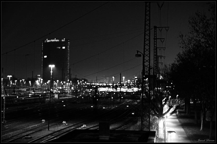 HBf Mannheim / Nacht Pt.2