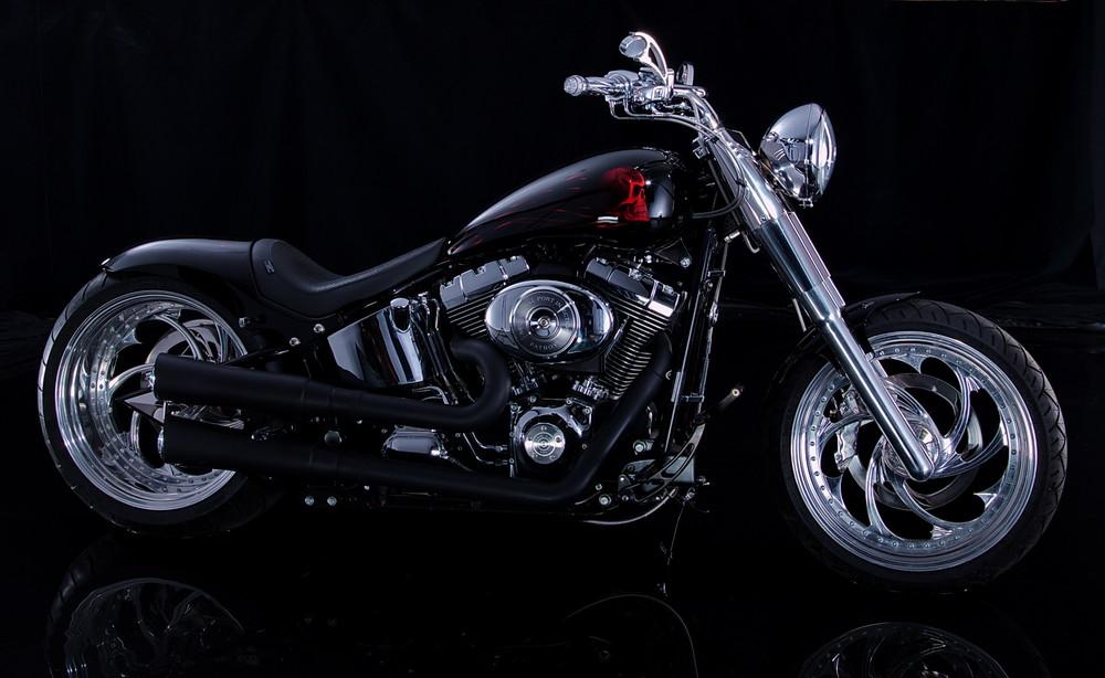 HD Show Bike...