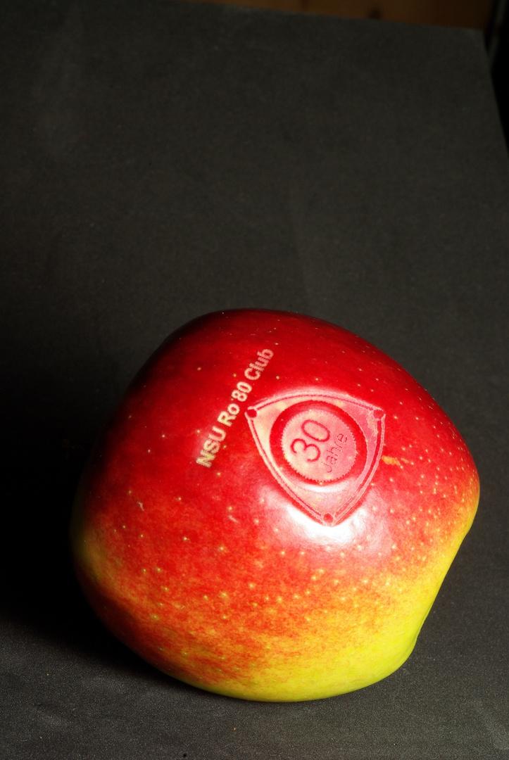 HDR-Apfel