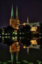 HDR-Aufnahme vom Lübecker Dom
