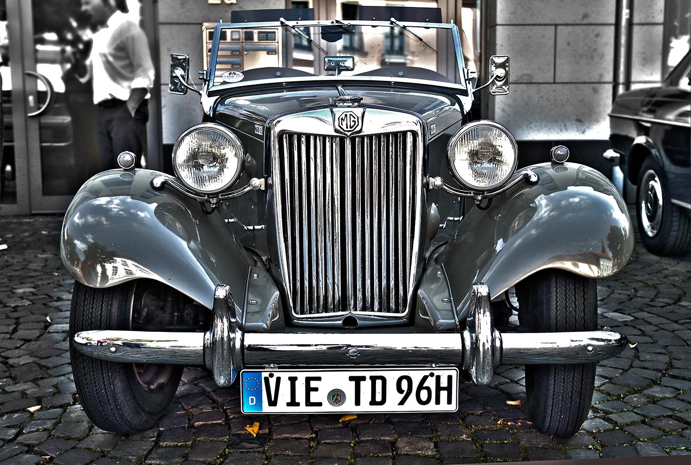 HDR Autos