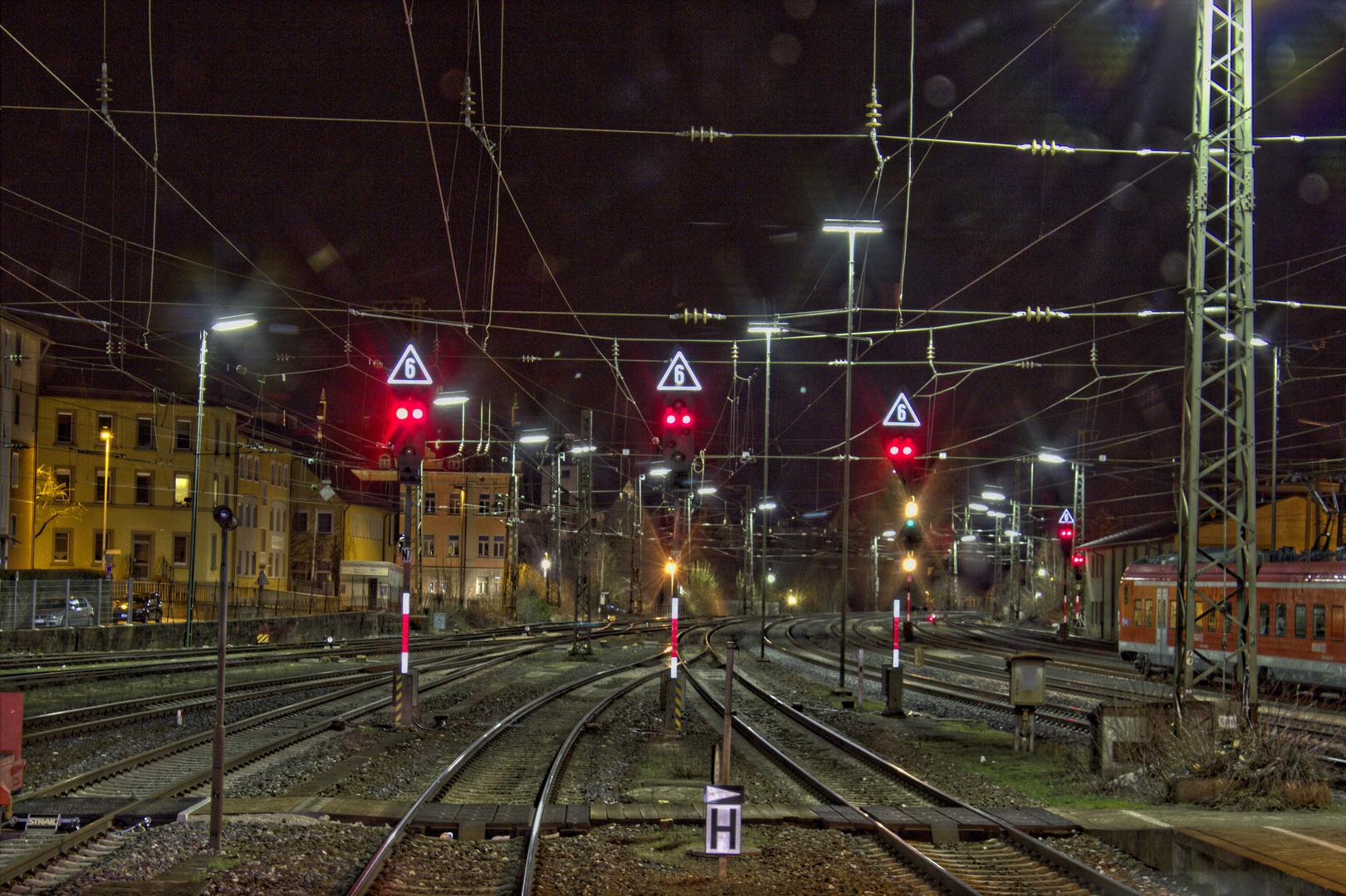 HDR Bahn1