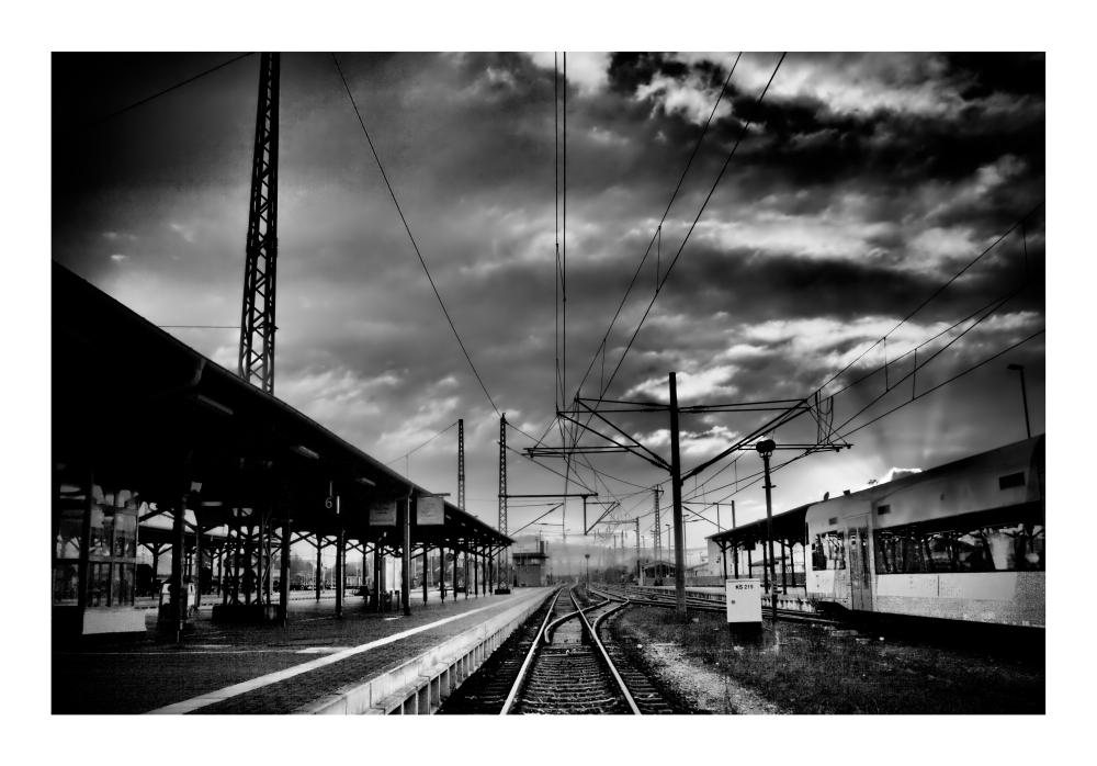HdR Bahnhof