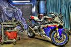 HDR BMW 3