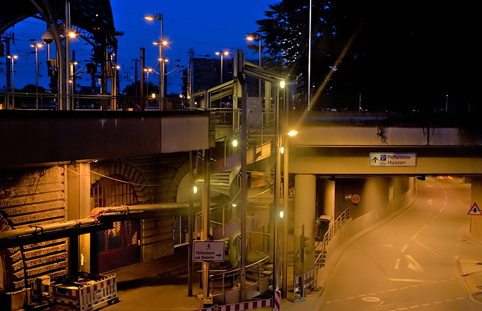 HDR-Brücke 2