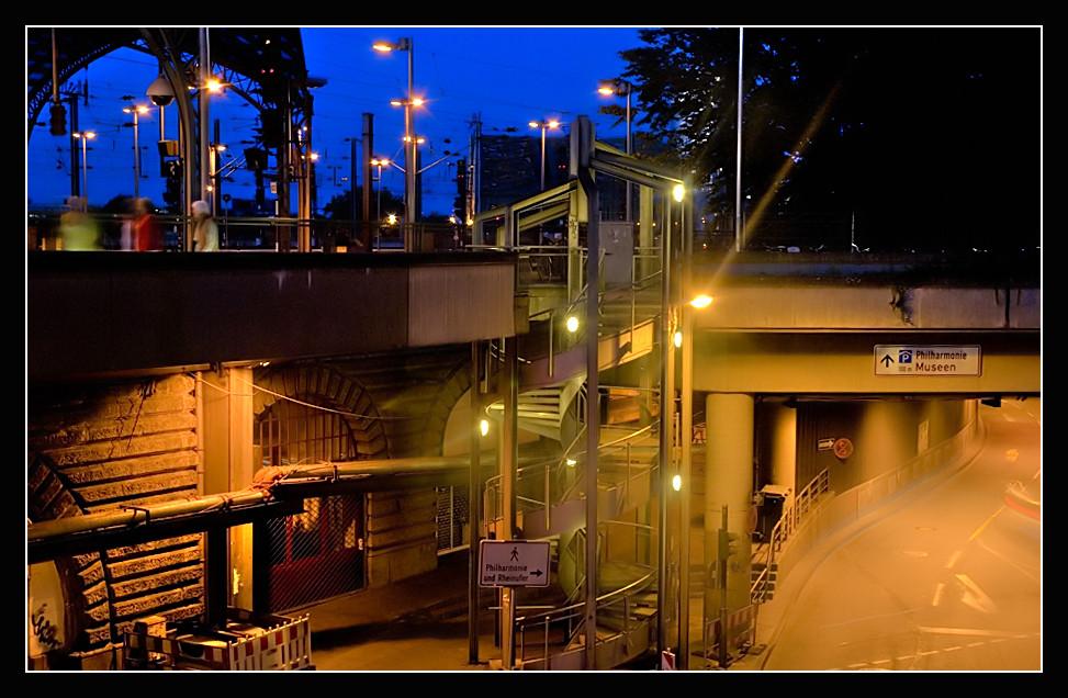 HDR-Brücke