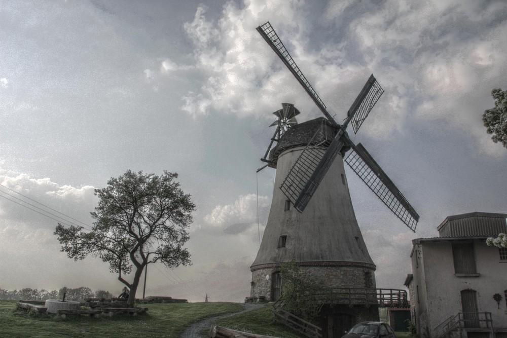 HDR der Lechtinger Mühle