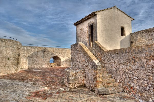 HDR Fort Carré Antibes