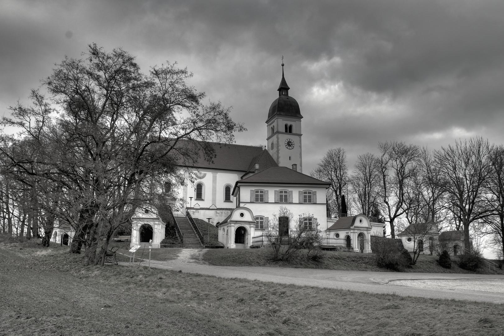 HDR Friedhof